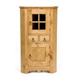 Шкаф для посуды ОМД угловой