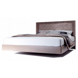 Кровать двуспальная Милена (без подъемного механизма)