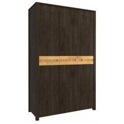 Шкаф 3-дверный Фьюжн (высота 2300)