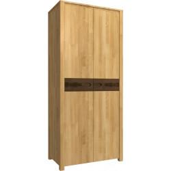 Шкаф 2-дверный Фьюжн