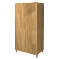 Шкаф 2-дверный Линея