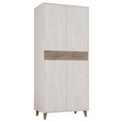 Шкаф 2-дверный Софт
