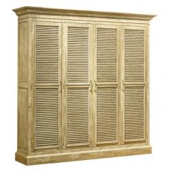 Шкаф 4-дверный Фидель