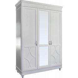Шкаф БМ 2358-01 в белом цвете