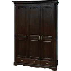 Шкаф 3-дверный Паола БМ-2165