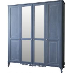 Шкаф для одежды 4д «Флорентина 2678» БМ851