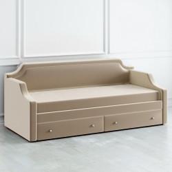 Кровать пристенная K41 (100 на 190)