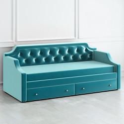 Кровать пристенная K41Y (100 на 200)