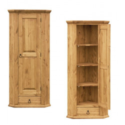 Шкаф для белья Ромео 180 угловой