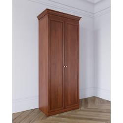 Шкаф Леди 2-дверный, глухой фасад
