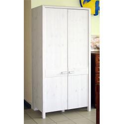 Шкаф 2-дверный Мадейра Д 6161