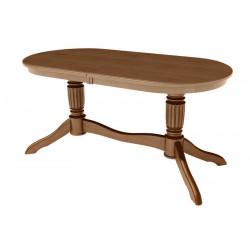 Стол обеденный овальный Зубр-1