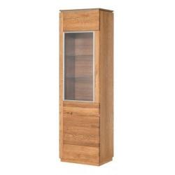 Витрина 1-дверная, правосторонняя Montenegro 11 P