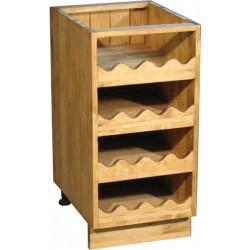 Шкаф-стол бутылочница № 22