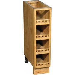 Шкаф-стол баллюстрада № 21