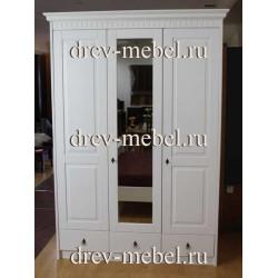 Шкаф 3-дверный Боцен Д 7183-1 с зеркалом