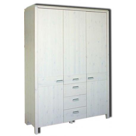 Шкаф 3-дверный Мадрид Р 6160