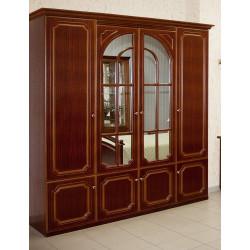 Шкаф для одежды и белья Дриада НГ-94