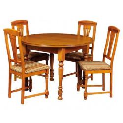 Обеденная группа Тенденция ВМФ-1189 + стулья Рубин