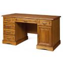 Стол письменный Рубин ВМФ-6523.1 (цвет натуральный дуб)