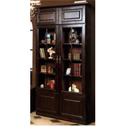 Шкаф для книг Орион 4С с секцией антресольной 8М