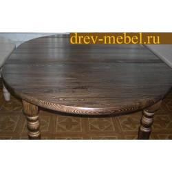 Стол обеденный (раздвижной) БМ-1776Бр (брашированный)