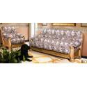 Набор Цезарь 5 (диван 3-местный + кресло), сосна, гобелен