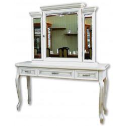 Туалетный стол с зеркалом Гермиона (2 вариант)
