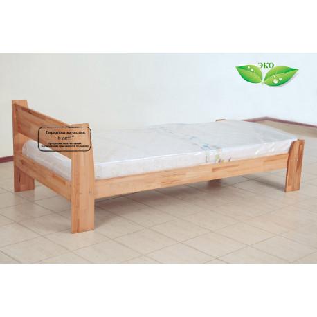 Кровать Л-02 (с ламелевым основанием)