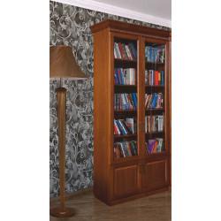 Шкаф 2-дверный для библиотеки Олимпия И005.40