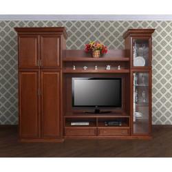 Набор мебели для гостиной Олимпия 2/1  с подсветкой