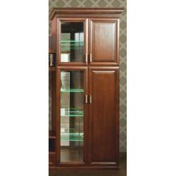 Шкаф 2-дверный комбинированный Олимпия И005.34