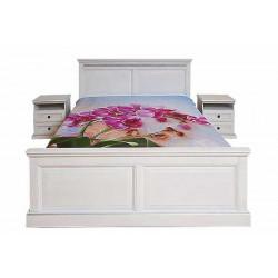 Кровать Олимпия 1600*2000 И005.16 в эмали