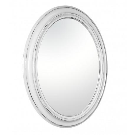 Зеркало овальное Капри