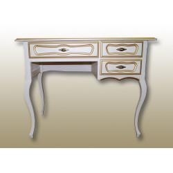 Стол письменный Авиньон в белом цвете