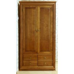 Шкаф для одежды 2-дверный Лиссабон
