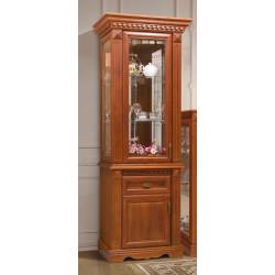 Шкаф с витриной 1-дверный Афина И010.20