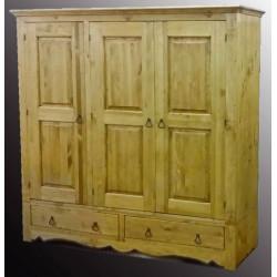 Шкаф для одежды ARMFLEUR 3