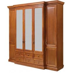 Шкаф 5-дверный Олимпия И005.02