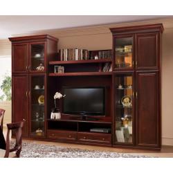 Набор мебели для гостиной Олимпия 2/2 с подсветкой