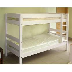 Кровать двухъярусная Мадейра Д 8177