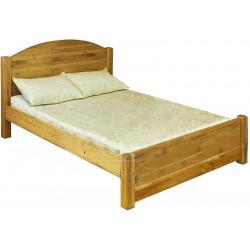 Кровать LMEX 140 PB с низким изножьем
