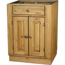 Шкаф-стол под мойку № 08-1