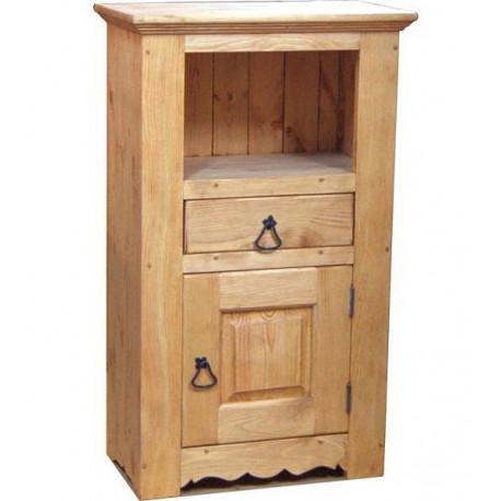 Тумба для прихожей (ниша, 1 ящик, 1 дверь)