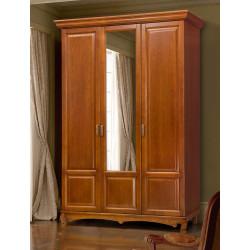 Шкаф 3-дверный Венеция И008.02