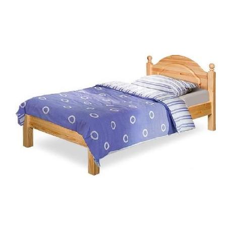 Кровать Лотос Б-1089-08 односпальная (90x200)