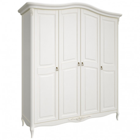 Шкаф 4-дверный R124
