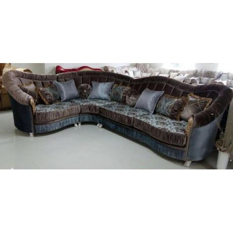 Диван мебели Престиж «Грация» угловой