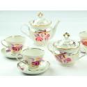 Сервиз чайный 14 предметов ф. Надежда рис. Гламур (1 сорт)