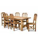 Столы из массива сосны
